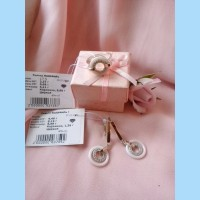 rings and earings vodevil1 -G